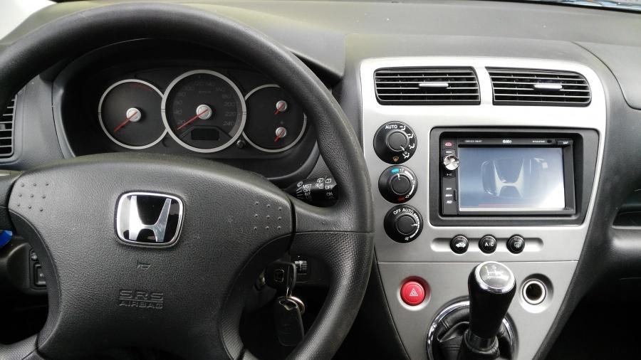 Honda Civic - GMS 6321